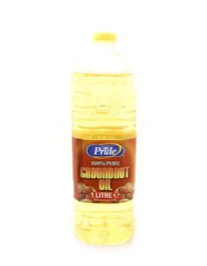 Groundnut Oil [Peanut Oil] | Buy Online at the Asian Cookshop